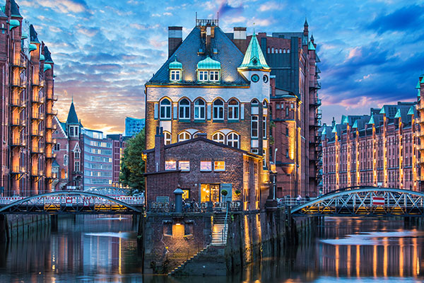 Office Hamburg Standort Hamburg