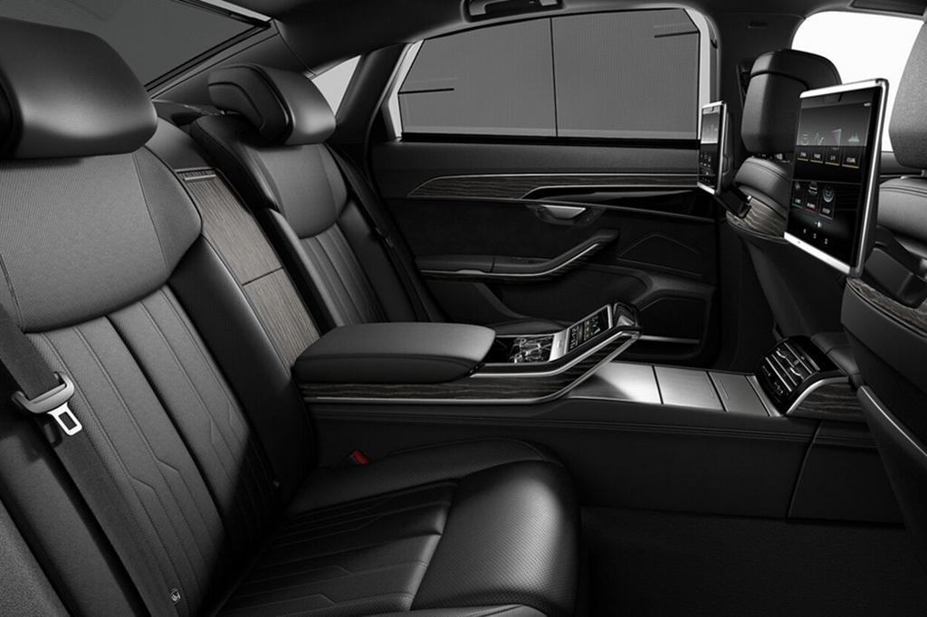 First-Class-Limousine Audi A8L Exterieur